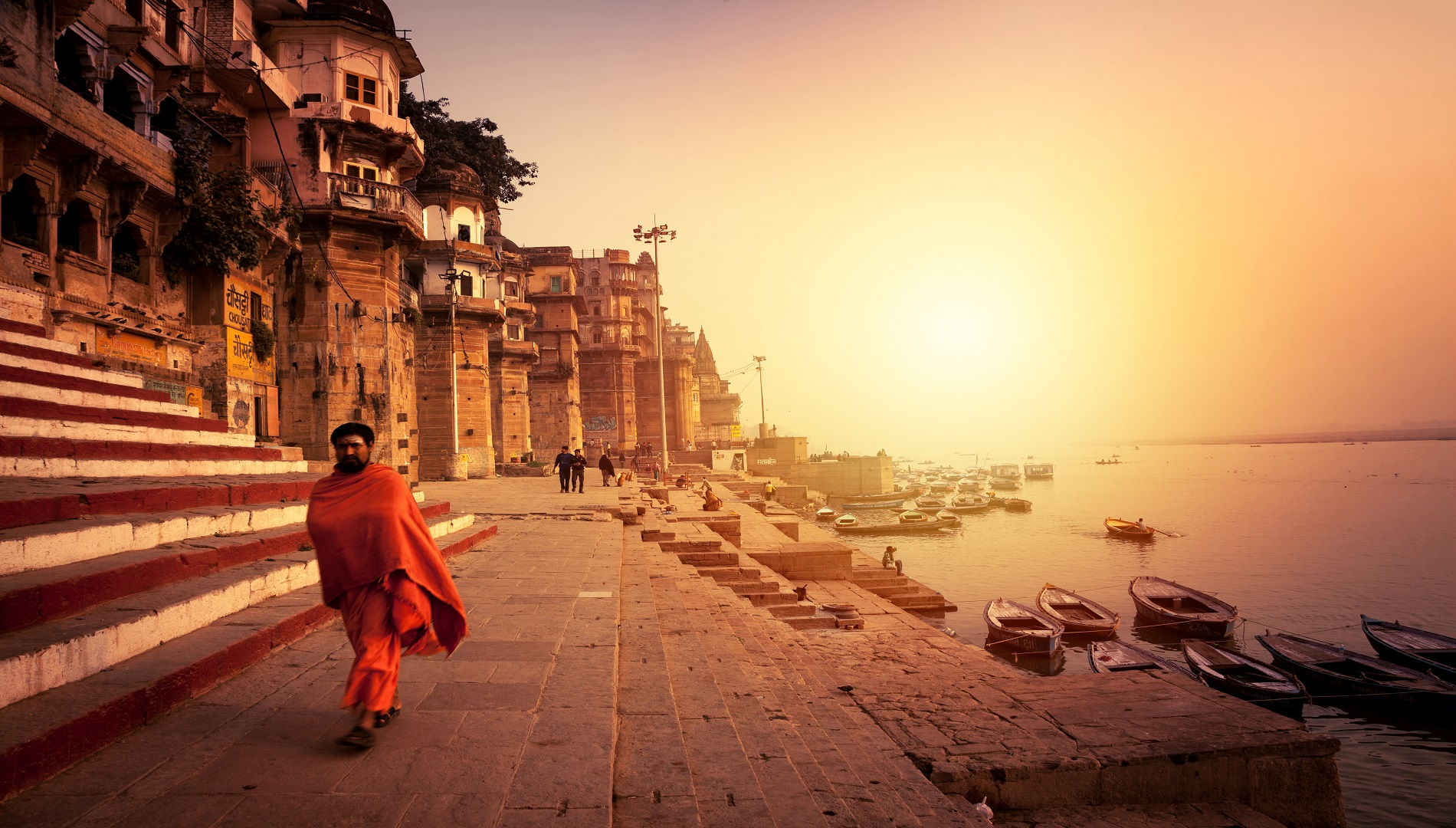 The Kashi Ghat Experience